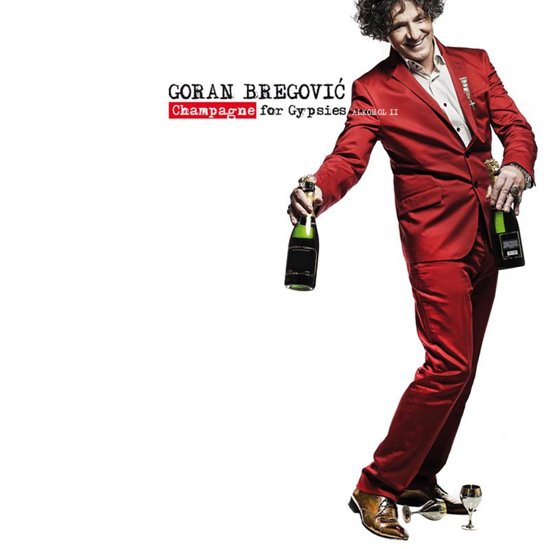 Fashion exhibitions 2017 - Goran Bregovic Cd Cover Nebojsa Babic